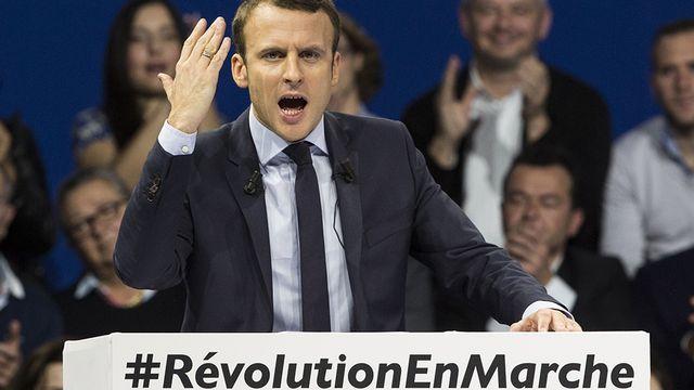 La République en Marche, le parti d'Emmanuel Macron, traverse une passe difficile. [Kamil Zihnioglu - AP Photo - Keystone]