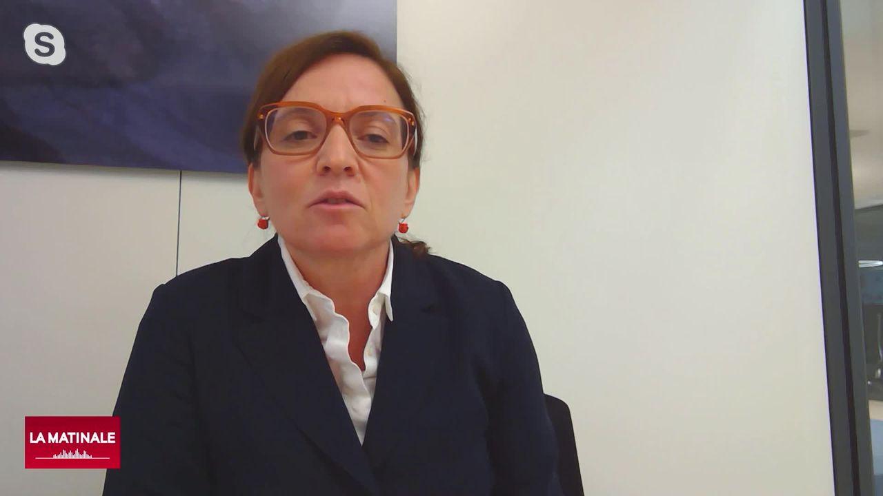 L'invité-e de La Matinale (vidéo) - Philomena Colatrella, directrice générale de CSS Assurance [RTS]