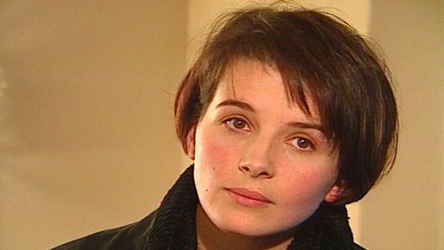 Juliette Binoche [RTS]