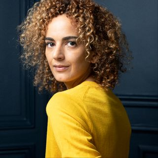 Portrait de Leila Slimani, en 2019. [Patrice Normand - AFP]