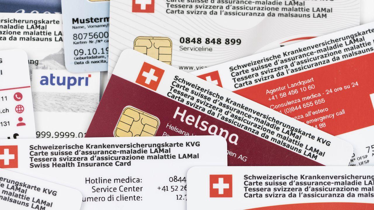 Le canton du Jura a connu une hausse des primes de 2% alors que la moyenne suisse s'établit à 0,5%. [Christian Beutler - keystone]