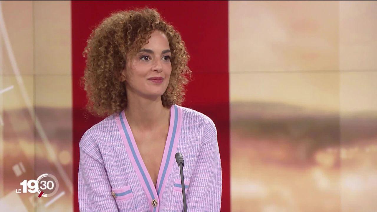 """Leïla Slimani : """"Foutons la paix aux filles... laissons-les s'habiller comme elles en ont envie"""" [RTS]"""
