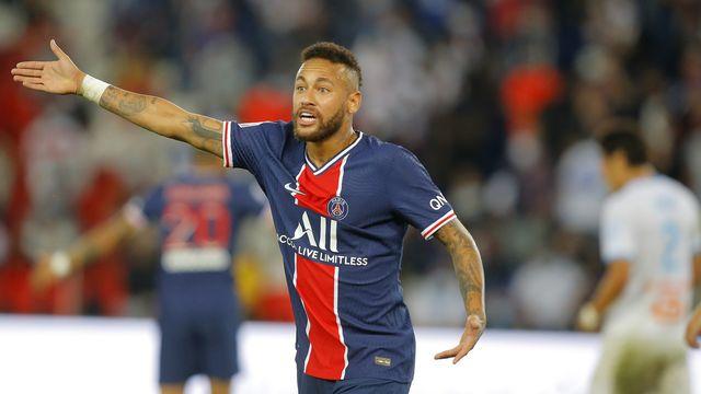 La dette de Neymar dépasserait 34 millions d'euros. [Michel Euler - Keystone]