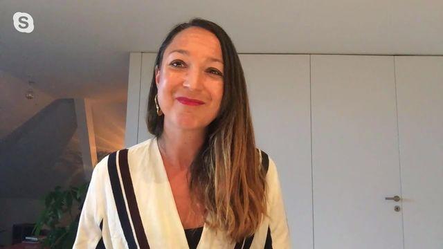 Les seniors de Suisse latine se disent énergiques et en bonne santé: interview de Clémence Merçay [RTS]