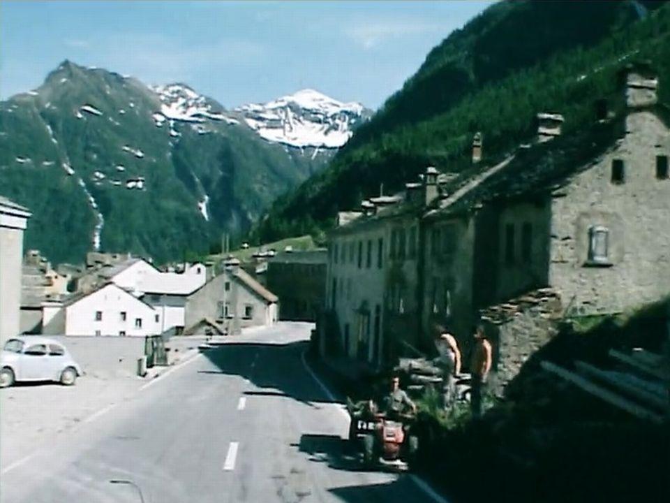 Dans la vallée du Simplon [RTS]