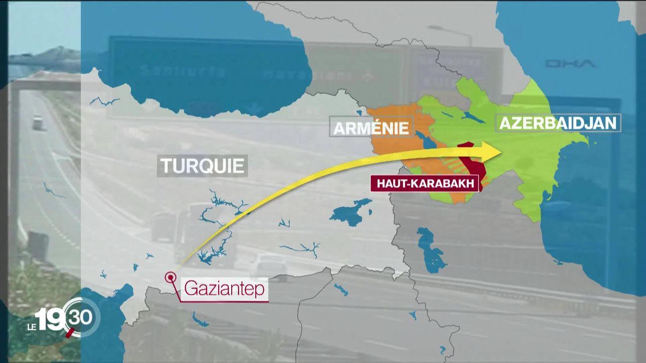 Haut Karabakh - 30 ans de tensions : le conflit entre l'Arménie et l'Azerbaidjan dure depuis 1988 [RTS]