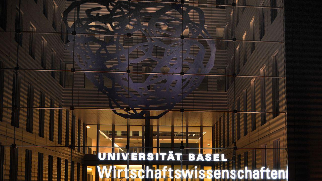 L'université de Bâle fait partie des hautes écoles suisses qui ont été piratées. [Georgios Kefalas - KEYSTONE]