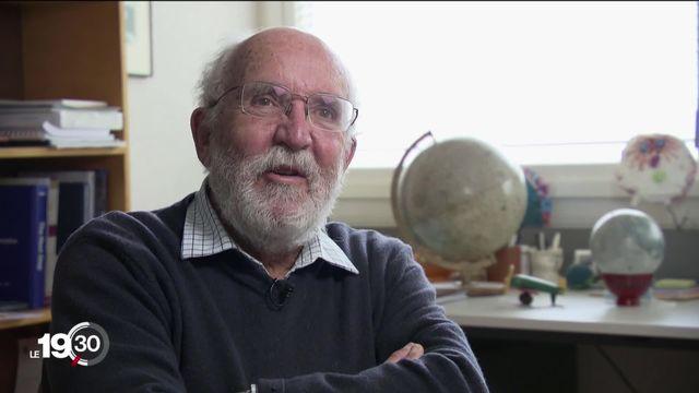 Il y a un an, les astrophysiciens genevois Michel Mayor et Didier Queloz recevaient le Nobel de physique [RTS]
