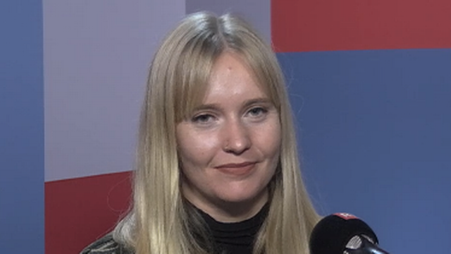 Interview de Noemi Grütter, co-présidente de Santé Sexuelle Suisse. [RTS]