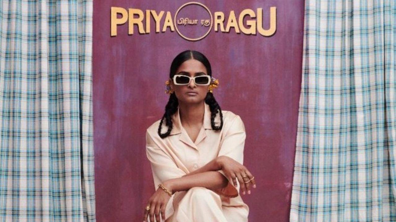 "La pochette du la chanson ""Good Love 2.0"" de la chanteuse Priya Ragu. [DR]"