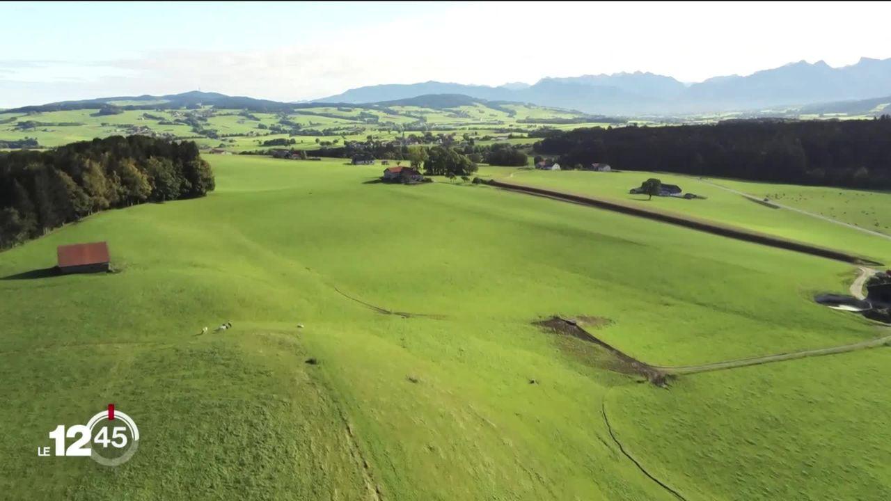 Le canton de Fribourg a présenté sa stratrégie éolienne à l'horizon 2030 [RTS]