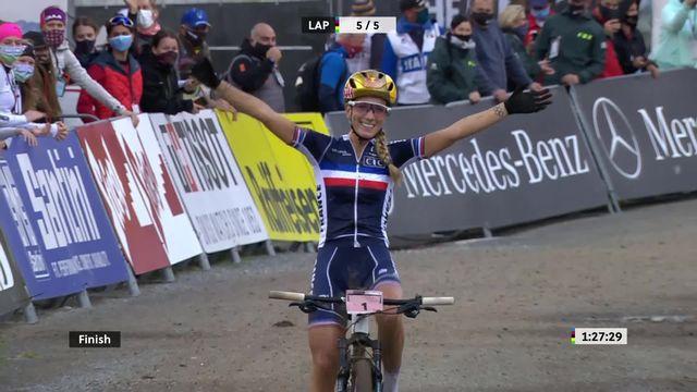 VTT, championnats du monde, Cross-country dames: Victoire de la Française Ferrand Prevot, Frei (SUI) 4e [RTS]