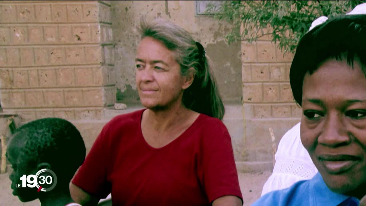 Exécution de Béatrice Stöckli au Mali, la dernière otage suisse dans le monde. [RTS]