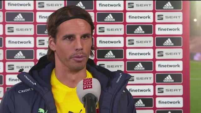 Gr.4, Espagne - Suisse (1-0): la réaction de Sommer après le match [RTS]