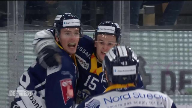 National League, 10e journée: Zoug - Berne (2-1) [RTS]