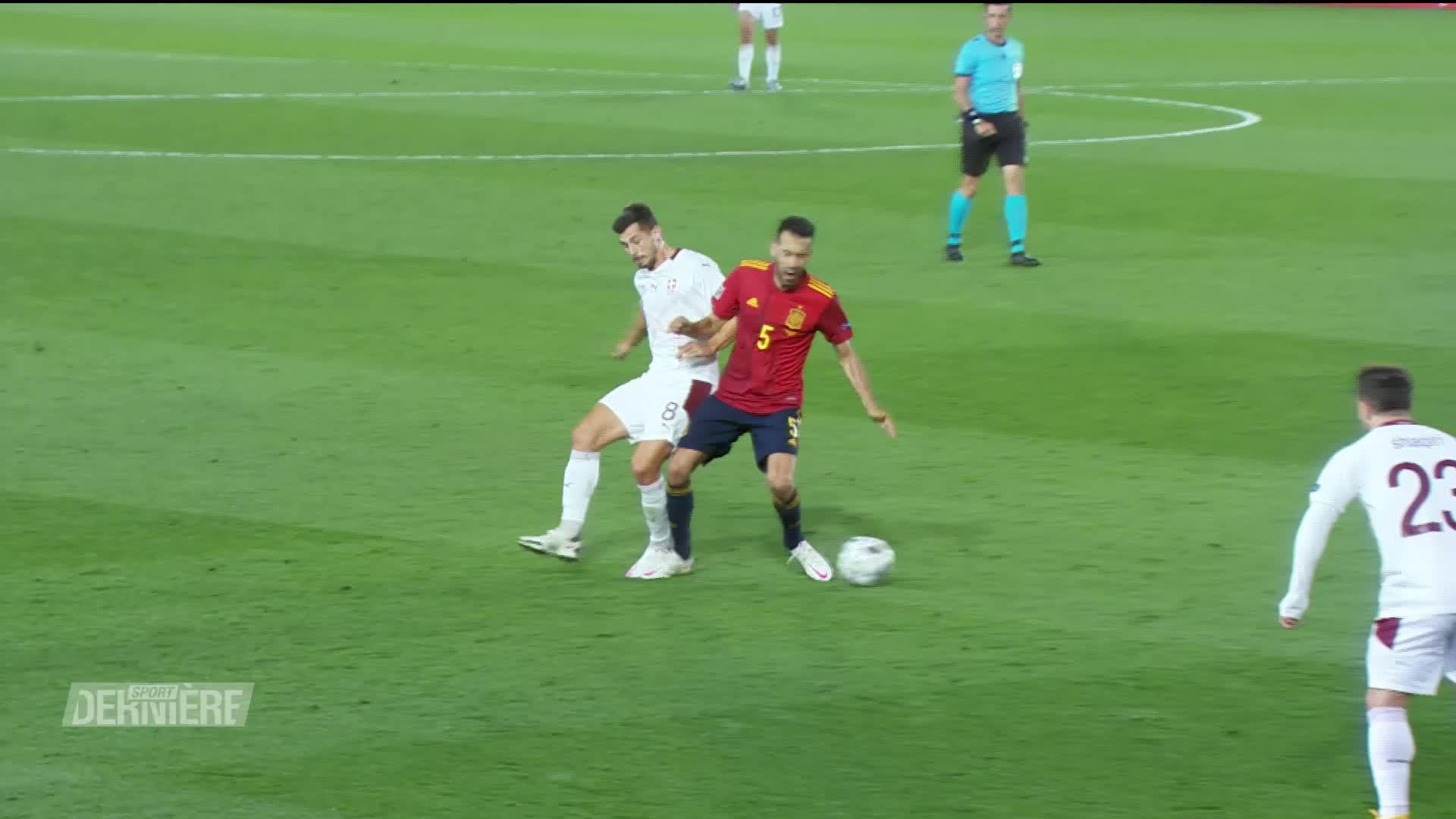 VIDÉOS | L'Allemagne tenue en échec 3-3 par la Suisse