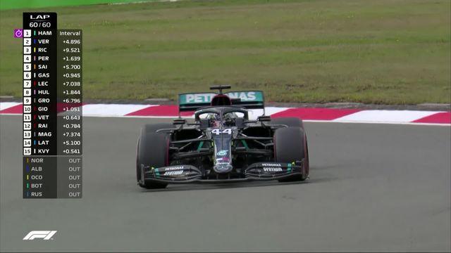 GP d'Allemagne (#11): nouvelle victoire de Lewis Hamilon (GBR) [RTS]