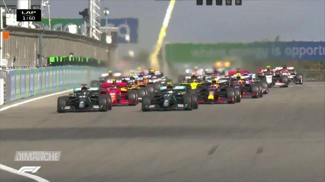 Sports mécaniques: retours sur les Grands Prix Moto et F1 de ce dimanche. [RTS]