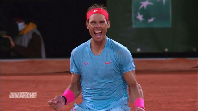 Tennis, Roland-Garros: Finale messieurs Djokovic-Nadal [RTS]