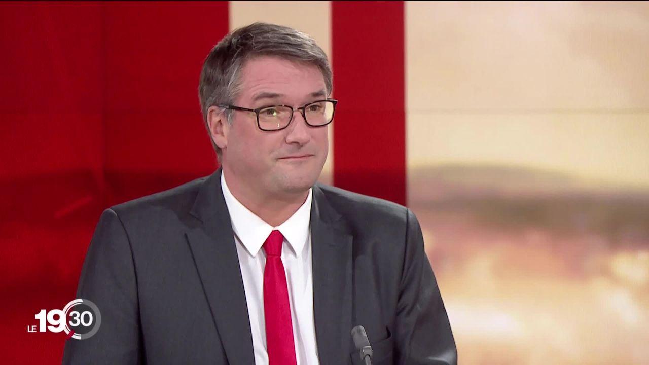 """""""La crise a montré la force de l'Etat"""", selon Christian Levrat"""