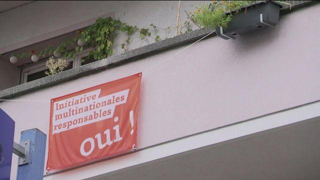 Une campagne hors norme pour les multinationales responsables [RTS]