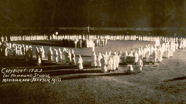 Ku Klux Klan, une histoire américaine.  2ème partie : résurrections [RTS]