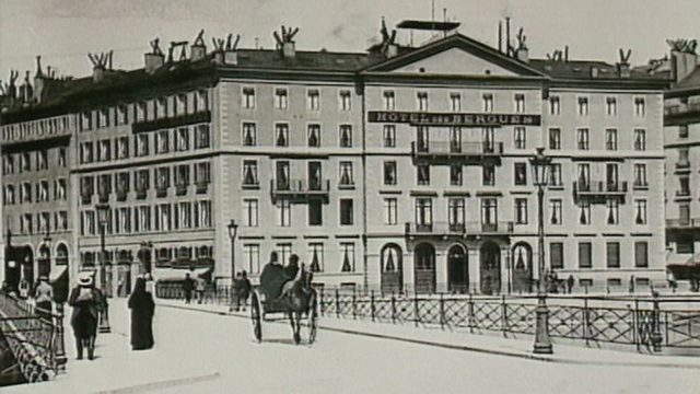 L'hôtel des Bergues [RTS]
