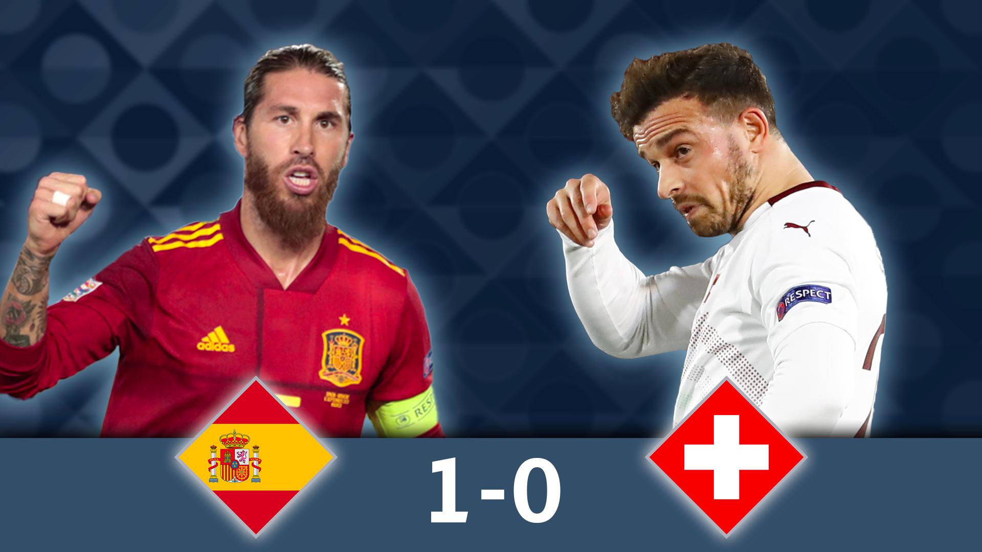 L'Allemagne secouée par une belle équipe de Suisse (Résumé en Vidéo) — LdN