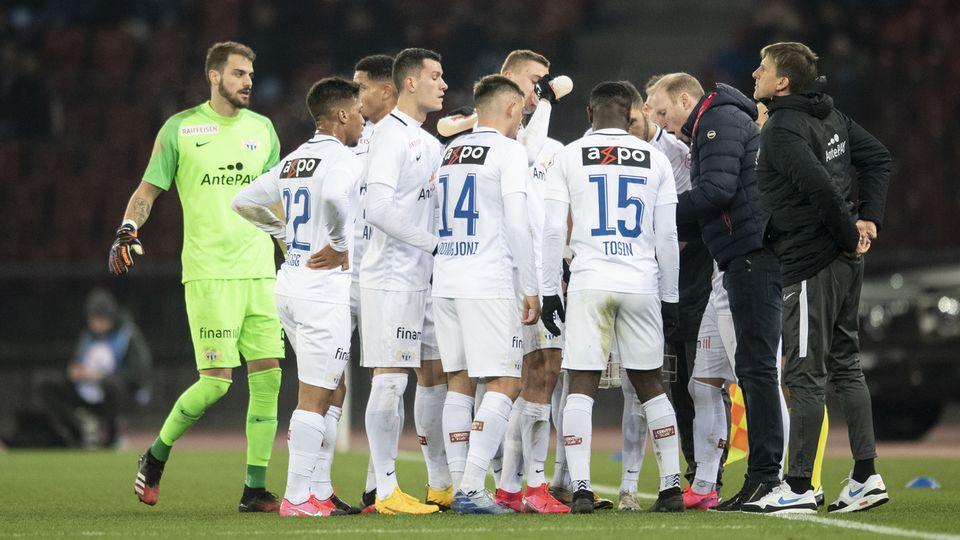Le FC Zurich, un modèle de formation [Ennio Leanza - KEYSTONE]