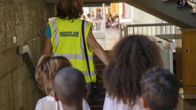 Près de 10'000 places de plus en dix ans pour le parascolaire dans le canton de Vaud. [Salvatore Di Nolfi - KEYSTONE]