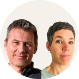 Jörg Balsiger & Stéphanie Reusse