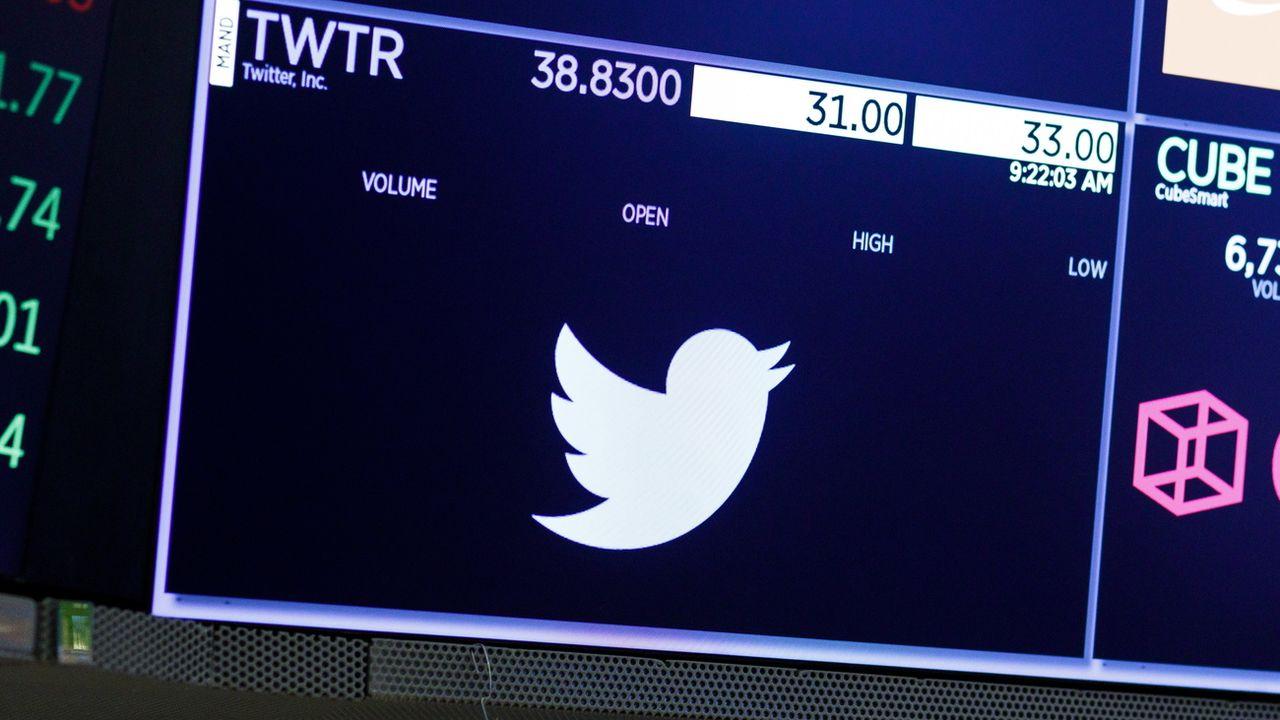 Twitter et les réseaux sociaux sont dans la tourmente à trois semaines de l'élection présidentielle américaine. [JUSTIN LANE - EPA]