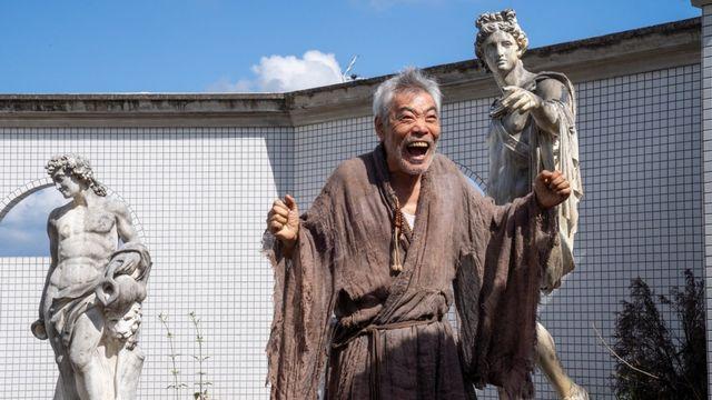 """Une image extraite du film """"Wonderful Paradise"""" du réalisateur japonnais Masashi Yamamoto, présenté au Lausanne Underground Film & Music Festival 2020 (LUFF). [LUFF 2020 - DR]"""