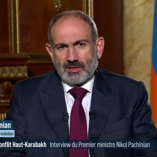 Entrevue avec Nikol Pachinian, Premier ministre arménien [RTS]