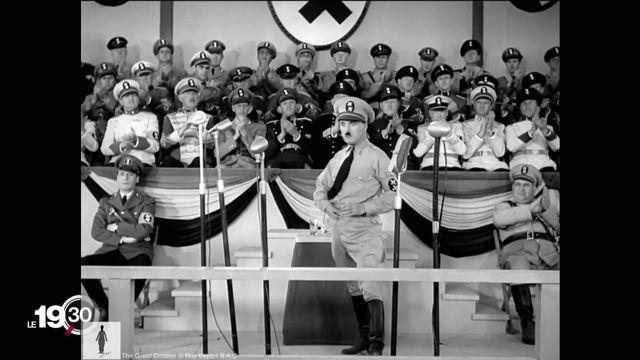 """""""Le dictateur"""" de Charlie Chaplin fête ses 80 ans [RTS]"""