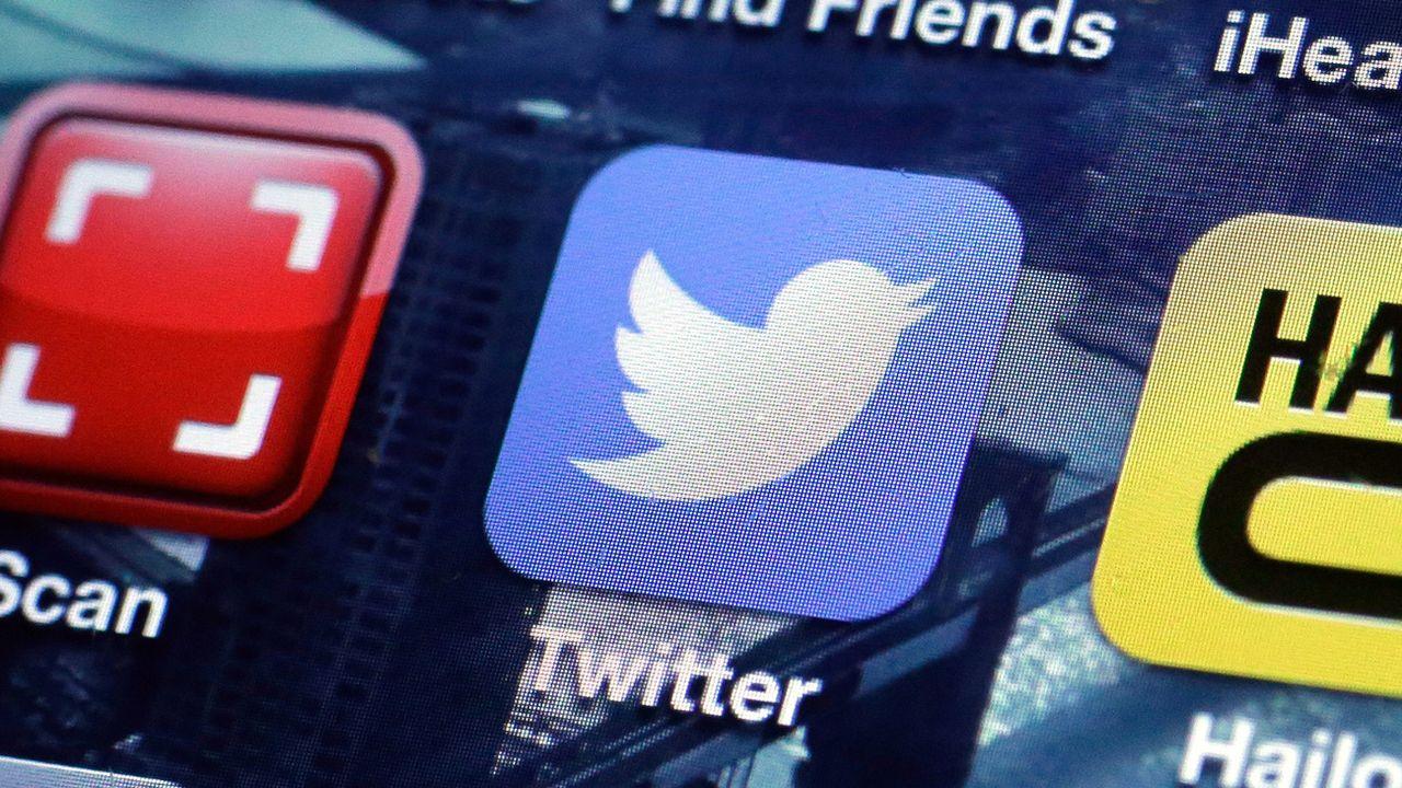 Une panne mondiale tombée au mauvais moment pour Twitter. [Richard Drew - AP]