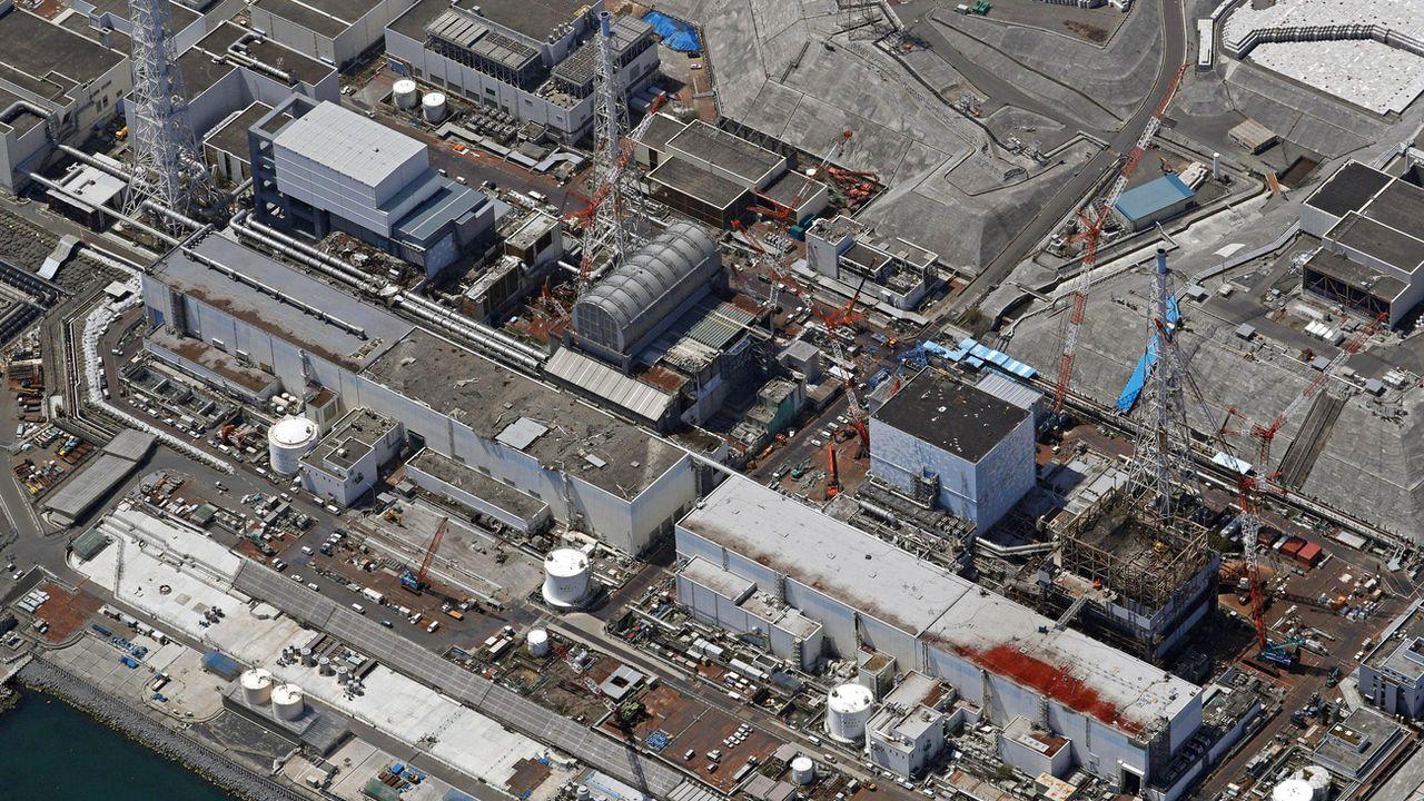 Le Japon va bientôt rejeter à la mer de l'eau contaminée de Fukushima. [Suo Takekuma - AP]
