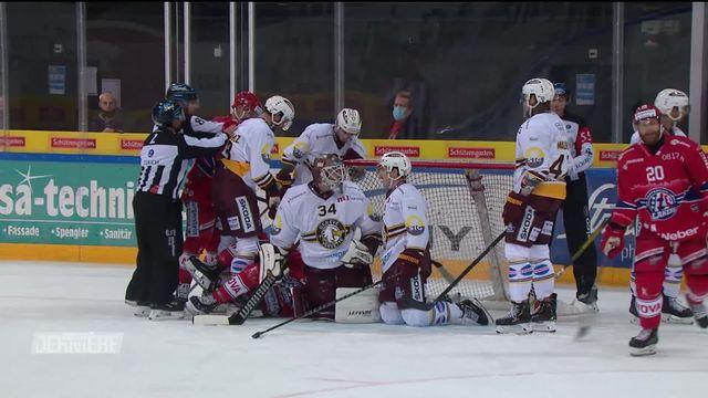 Hockey: Rapperswil - Genève [RTS]