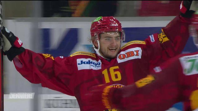Hockey: Zurich - Berne [RTS]