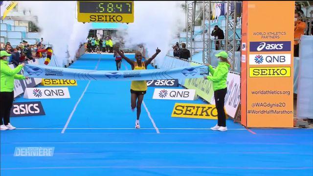 Athlétisme: Mondiaux de semi-marathon [RTS]