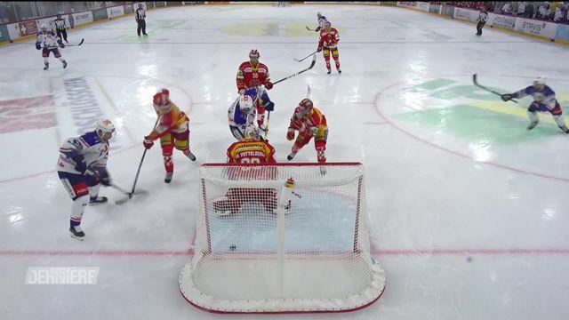 Hockey: National League, Bienne - Zurich [RTS]