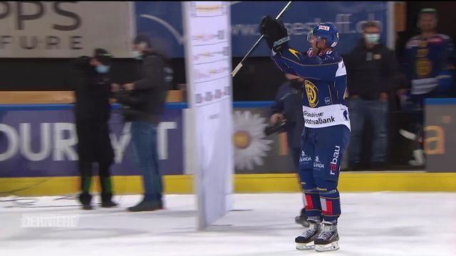 Hockey: National League, Davos - Rapperswil [RTS]