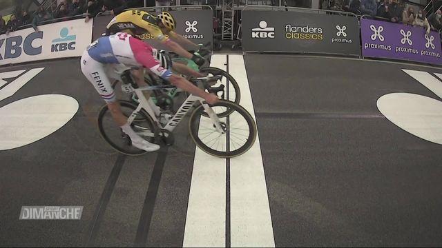 Cyclisme: Tour des Flandres [RTS]