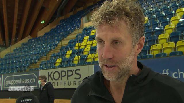 Hockey: Joe Thornton retrouve Davos [RTS]