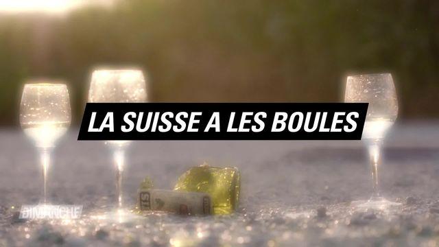 Le Mag: La Suisse a les boules [RTS]