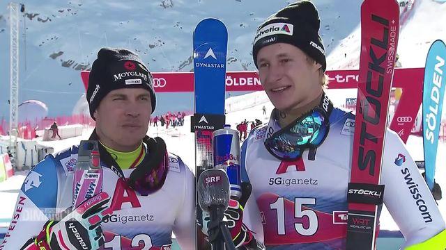 Ski alpin: Sölden [RTS]