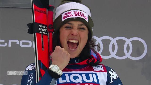 Ski: Federica Brignone [RTS]