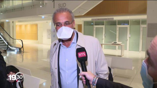 Affaire Ramadan: la plaignante suisse qui l'accuse de viol se confie pour la première fois à la télévision. [RTS]