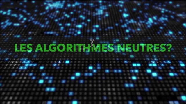 Algorithmes sexistes [RTS]