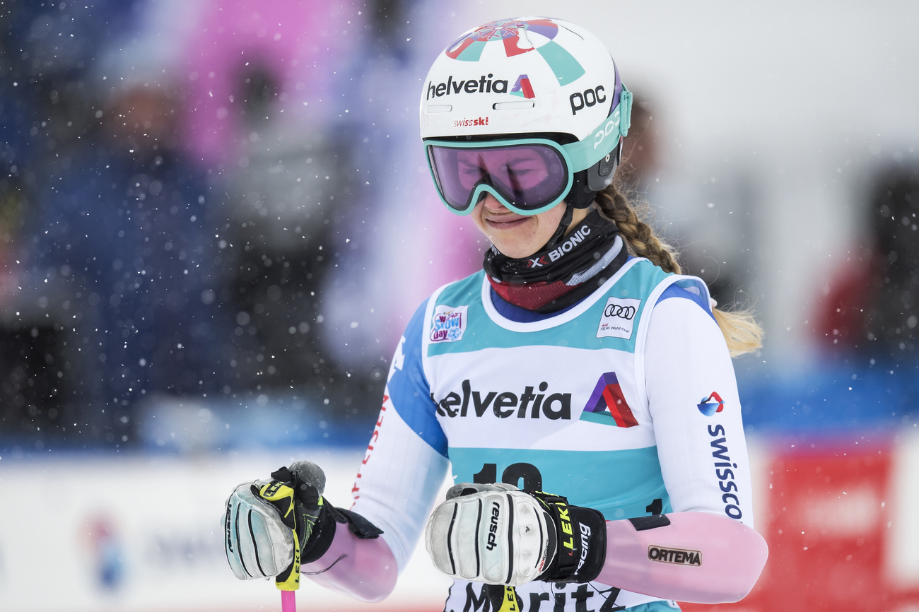 Ski: une double opération pour Aline Danioth